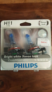 Vehicle h11 headlights