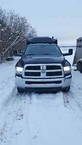 2014 Ram 3500 SLT Dually Pickup Truck w/ Toolshed!