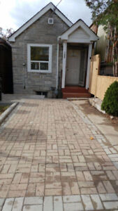 $1800 Private House for Rent (Vaughan Rd & Oakwood Ave)