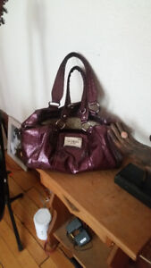 Purple Guess Purse, gently used