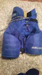Bauer Supreme Jr Small hockey pants