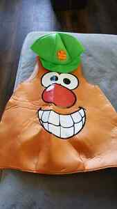 Kids Mr. Potato Head Halloween Costume