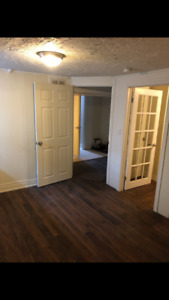 One bedroom basement for rent- Newmarket