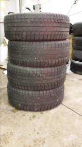 Michelin X-ice 205/55/16