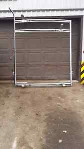 aluminum roof rack for ladders for an extended van London Ontario image 1