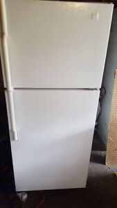 Fridge and  electric stove 280.00, clean, I WILL SEPARATE