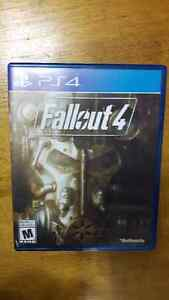 PS4 Fallout 4 Kingston Kingston Area image 1