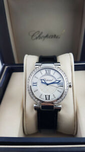 Chopard imperiale Stainless Steel & Diamonds 388532-3003