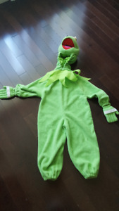 Halloween Costume - Kermit the Frog (4 or 5 yr old)