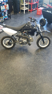 Apollo 70 dirt bike