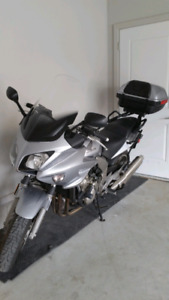 NEW PRICE /Mint 2008 Honda CBF1000 With Gear Included