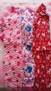 Girls 4t Flannel Pjs