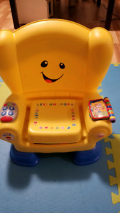 Fisher Price Activity Chair.  12 months +