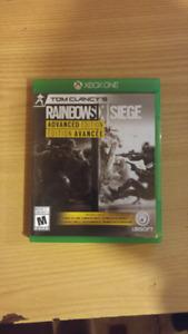 Rainbow Six Siege pour Xbox One