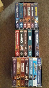 Bond Collections VHS