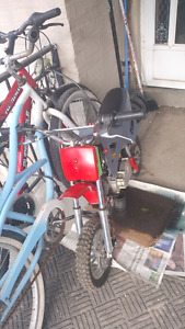 50 cc pit bike/ mini dirtbike