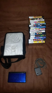 Selling a DS Lite with 13 Games!