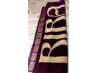 'Biba' brand new beach towel with tags