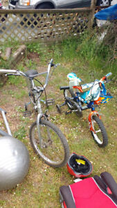 MOVING SALE.....Tools, toys, BMX bikes.