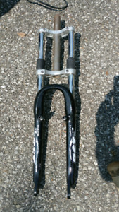 Bicycle forks