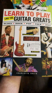 Learn to Play like the Guitar Greats