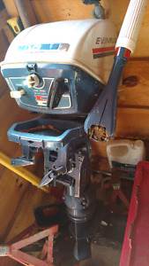 1969 Evinrude outboard 6hp