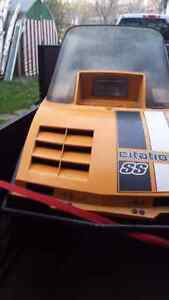 1980 Ski Doo Citation SS