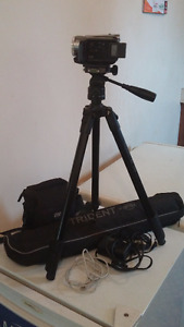 Camcorder and Tripod