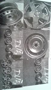 """Rims 18""""x7.5"""" from 2014 Mazda 3"""