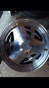 "4 lug American racing 16 "" mustang wheels"