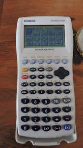 Calculatrice graphique Casio FX-9750G Plus