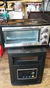 Infrared Heater and Oven
