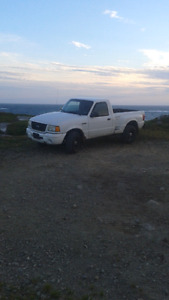 2002 ford ranger trade for atv or dirtbike