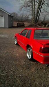 1989 Ford Mustang Coupe (2 door) Peterborough Peterborough Area image 4