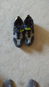 Diadora road bike shoes