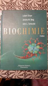 Biochimie Flamarion 5e édition