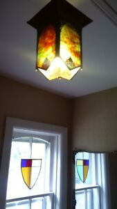 Stained Glass Window sun catcher