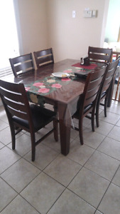 Solid Wood Dining Table. ×Dont Miss Out×