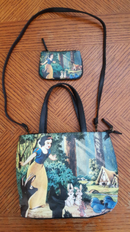 LIMITED EDITION SNOW WHITE PURSE