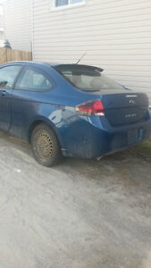 2009 Ford Focus SES for sale as is