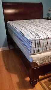 Queen Size Mattress and Box Spring Used