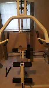 Keys fitness gym.  Full body.  Perfect condition.
