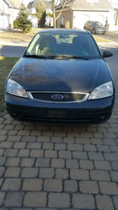 Ford Focus 2006 ZX5 SES