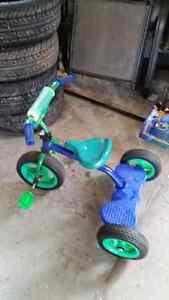 3 wheel tricycle