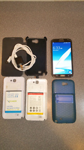Samsung Galaxy Note 2 for parts