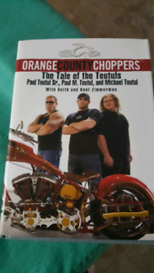 Orange county choppers book