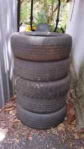 5 random tyres Ewingsdale Byron Area Preview