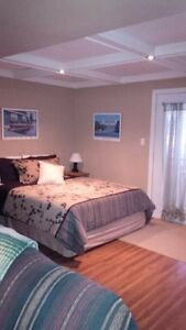 Beautiful Appointed Suite on Muskoka River