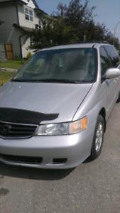 Honda Odyssey EXL 2003