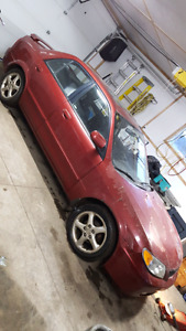 1000$ today only 2002 mazda protege